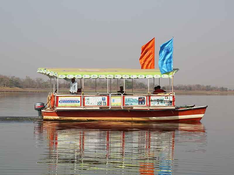 LAKNAVARAM LAKE BOATING - Telangana Tourism
